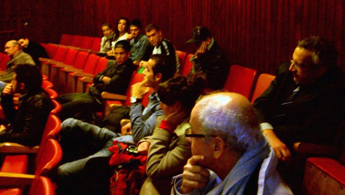 Débat participatif après le film sur le 17 octobre 1961