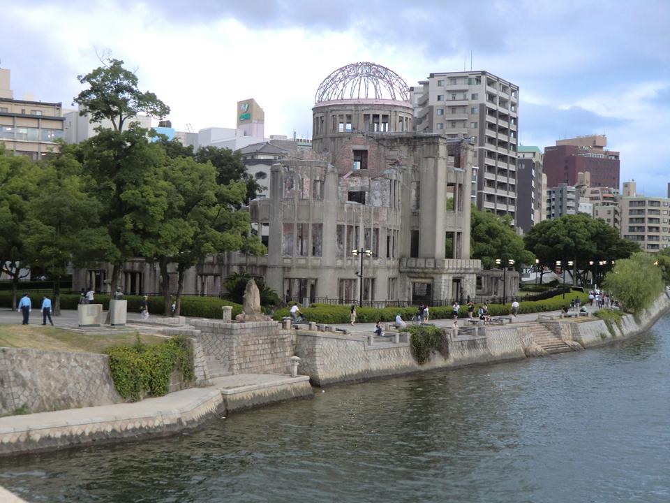 2015 est l'année du 70e anniversaire d'Hiroshima.
