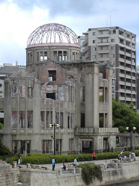 2015 est l'année du 70e anniversaire d'Hiroshima