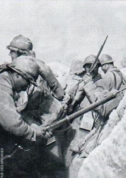 1918, fin de la Guerre mondiale ?