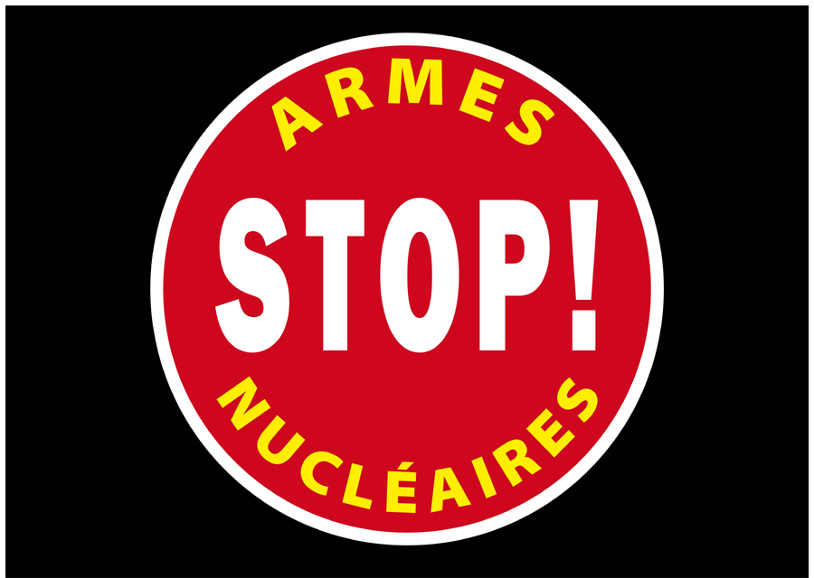 Stop armes nucleaires