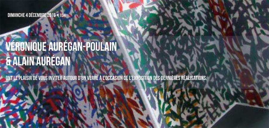 4 décembre 2016 - Véronique Auégan-Poulain