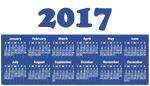 calendrier 2017 de Tout Rennes Cultive la Paix