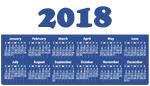 calendrier 2018 de Tout Rennes Cultive la Paix
