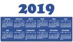 calendrier 2019 de Tout Rennes Cultive la Paix