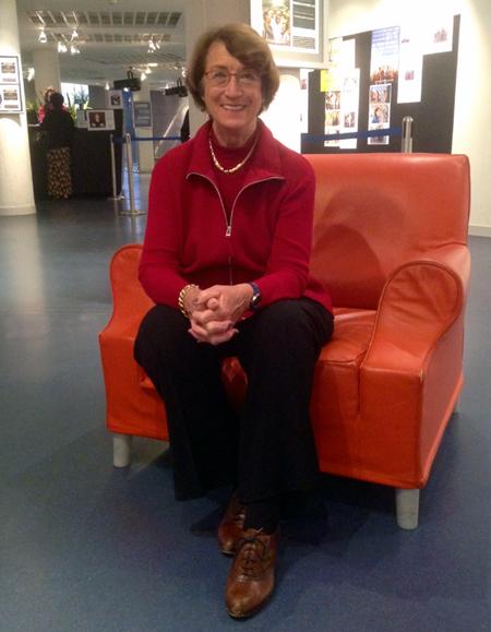 Colette Braeckman à Rennes