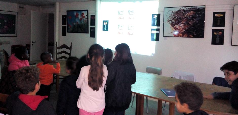 les enfants de l'Ilot Galicie parlent de leur quartier