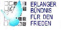 Logo Erlanger Bündnis für den Frieden