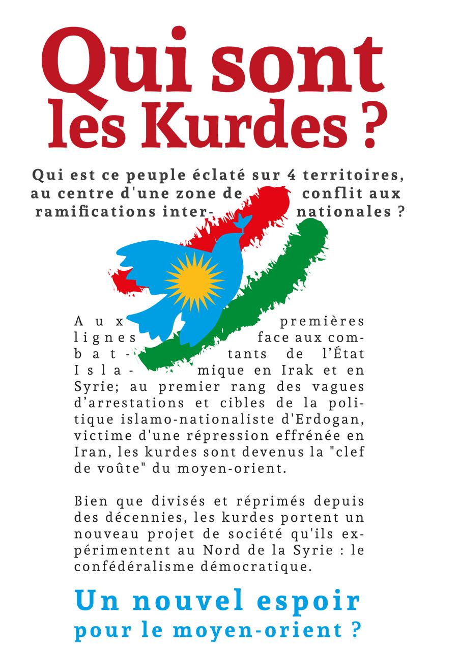 Qui sont les kurdes, un nouvel espoir pour le moyen orient?