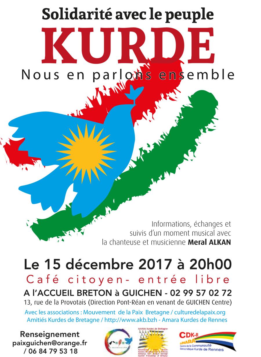 Solidarite avec le peuple Kurde